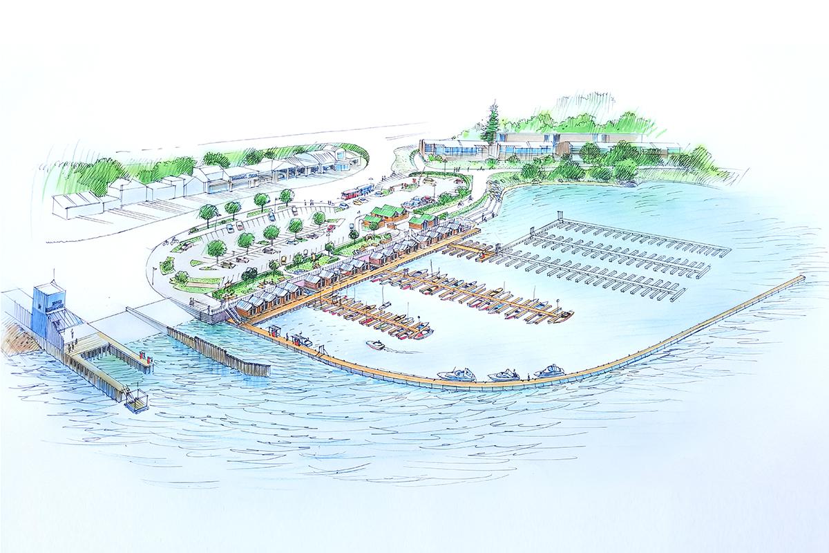 Queenstown Marina - Lake View